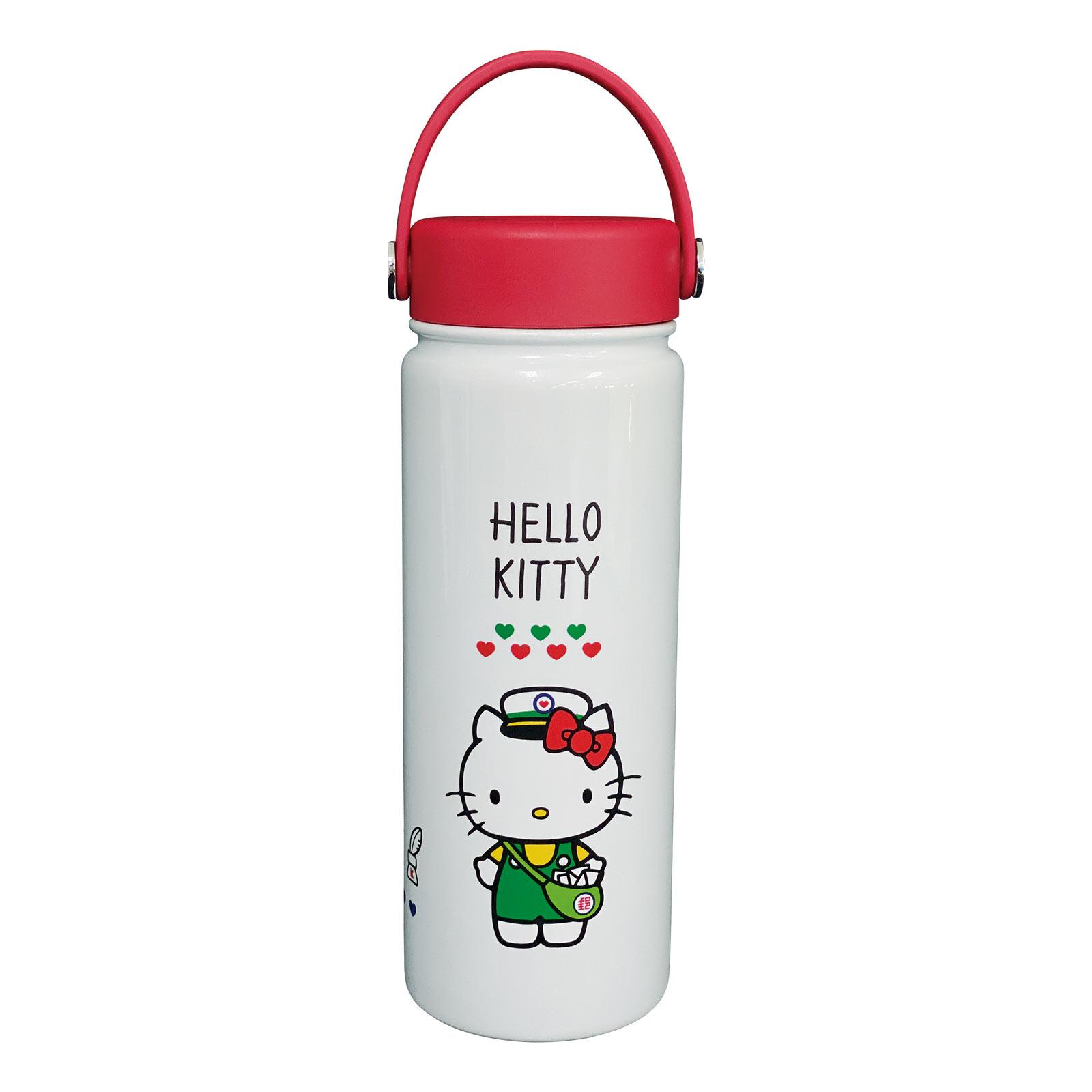 HELLO KITTY 幸福保溫瓶 (旋蓋款)