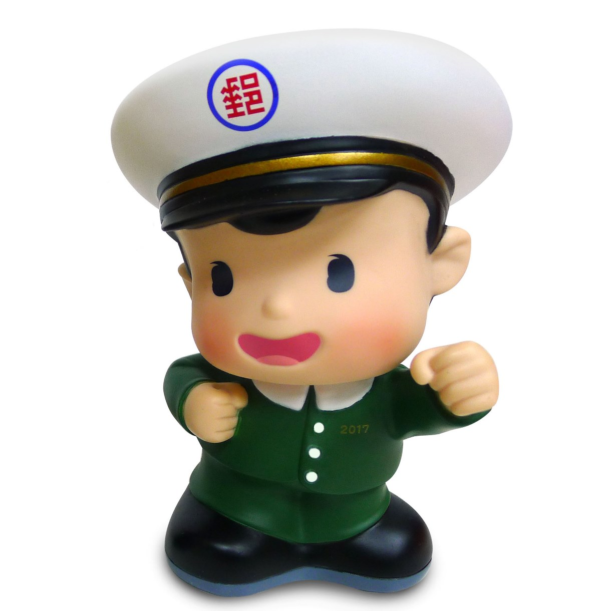 Postman Figure Male Doll (Issue of 2017)